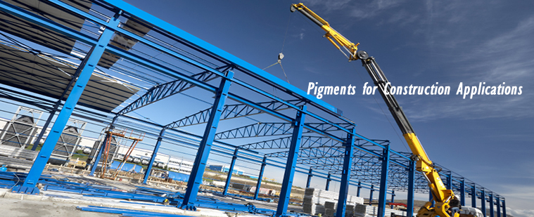 Tradechem P/L Products - Pigments for Construction Coatings